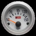 Bilde av Autogauge Oljetemperaturmåler - Hvit