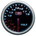 Bilde av Autogauge voltmeter - Smoke