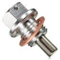 Bilde av Oljebaseplugg med magnet M14x1,25