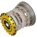 Bilde av 2JZ 8.5'' twin disc clutch kit - Racer clutch - 14 splines - 1100nm.