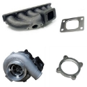 Bilde av VR6 24 ventil turbokit - Exhaust kit