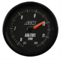 Bilde av AEM Analog E85 Wideband Air/Fuel UEGO klokke - 30-5143