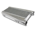"Bilde av Intercooler 2,5"" - Same side - Bar og plate"