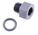 "Bilde av Svart Adapter Fitting - M12x1.5 - 1/8"" NPT"