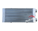 "Bilde av Intercooler 2,5"" Two pass design - Bar and plate"
