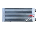 "Bilde av Intercooler 3"" Two pass design - Bar and plate"
