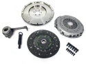 Bilde av Darkside Billet Single Mass Flywheel (SMF) & Clutch Kit for VW 02M 6 Speed