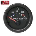Bilde av Autogauge Vanntemperaturmåler - Svart