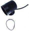 "Bilde av Autogauge - ""Mounting cup"" holder 1 instrument / holder"