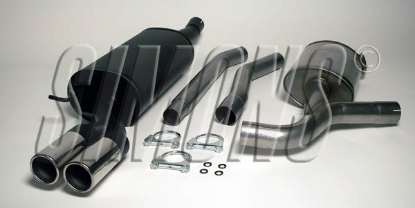 Bilde av Audi A6 sedan 1.8Tdi/1.9TDi/2.5TDi-Simons Catback