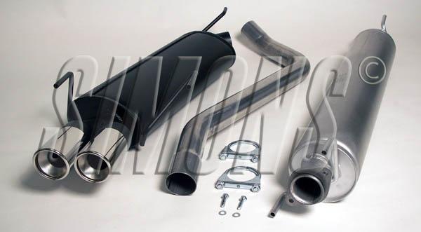 Bilde av Opel  Vectra B 1.6/1.8/2.0/2.2-Simons Catback