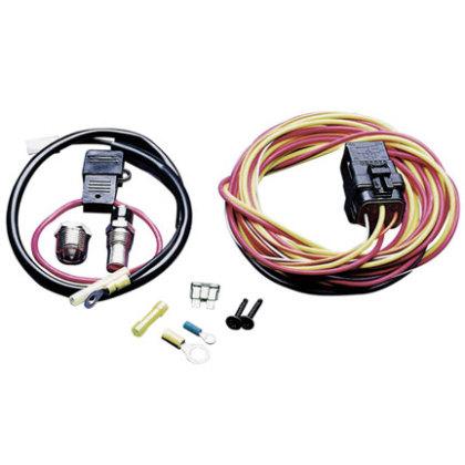 Bilde av SPAL 90°C Degree Thermo-Switch / Relay & Harness