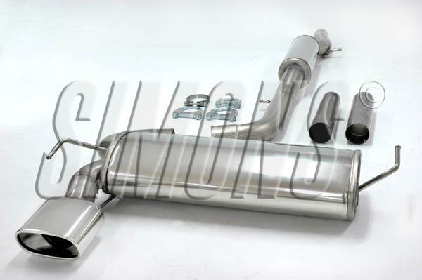 Bilde av Seat Leon 1.8i Turbo Quattro-Simons Catback