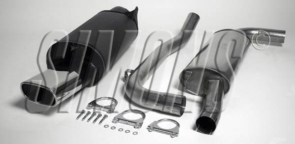 Bilde av Volvo S40/V40 Phase I 1.8/2.0-Simons Catback