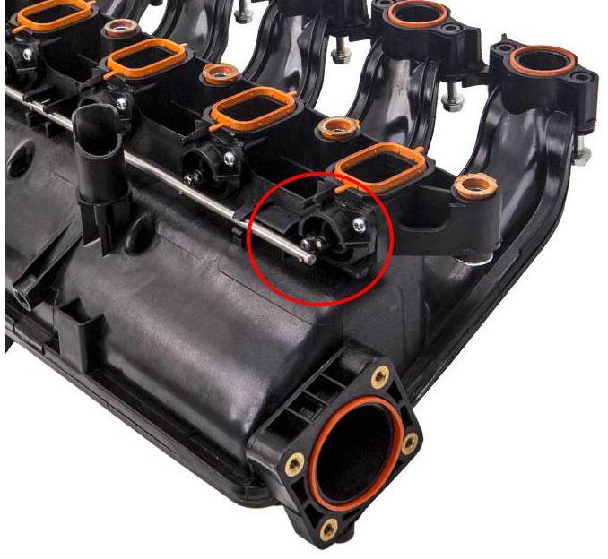 Bilde av Swirl klaff slette kit - BMW - 33mm. - 4 sylindere