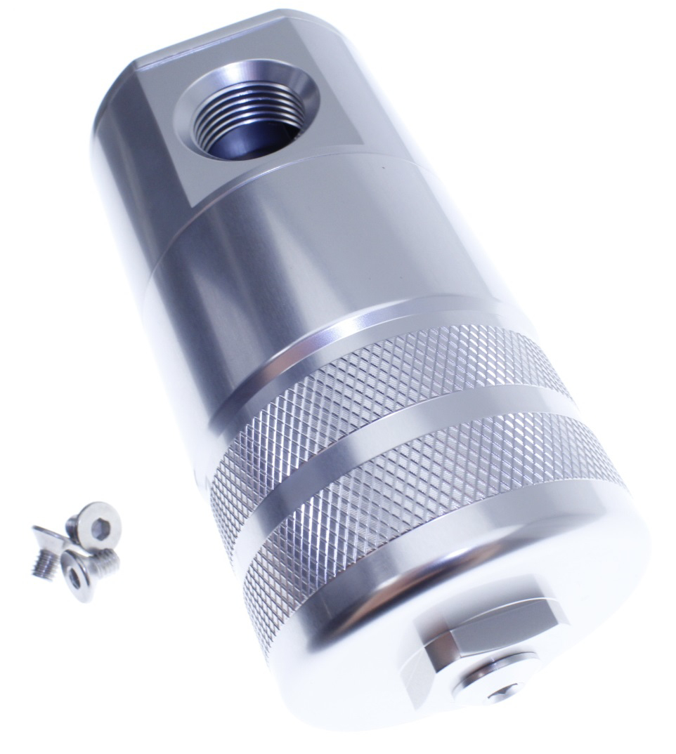 Bilde av Qualitec - Catch tank - Silver