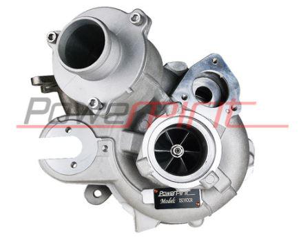 Bilde av IS38XR - 3 - Dual ball bearing + billet wheel - 560 HP